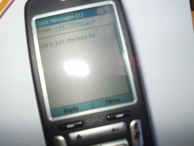 Mobile RFID Rx